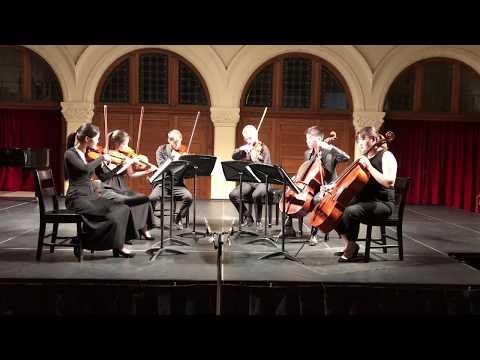 """Tchaikovsky String Sextet in D minor, Op.70 """"Souvenir de Florence"""""""