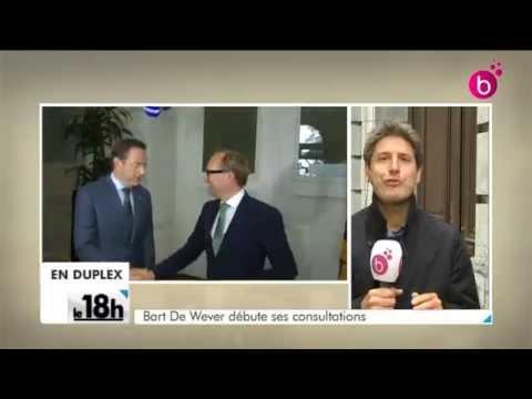Negociations gouvernementales. Informateur Bart De Wever