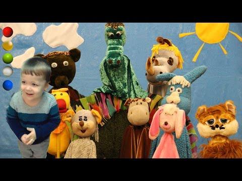 Видео Детский мир волгоград высота