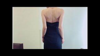 釈由美子、肩と背中が大胆に開いたドレス姿公開「美しすぎてうっとり」...