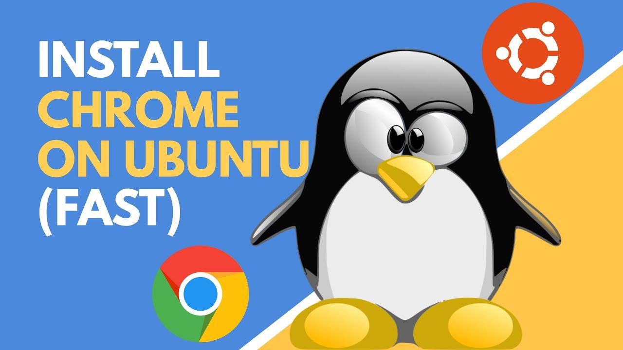 How To Install Google Chrome / Chromium On Ubuntu Linux 18
