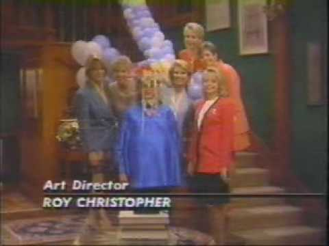 Murphy Brown TV Series From 1992