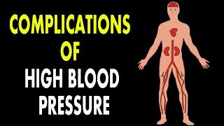 Blood Pressure | Complications of High Blood Pressure | Health Tutor
