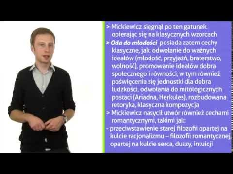 Biografia Adama Mickiewicza Youtube