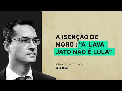 Deltan Dallagnol defende Moro: Lava Jato não é Lula