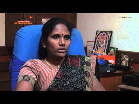 A SUCCESSFUL TEXTILE WOMAN ENTREPRENEUR- Mrs. SUMATHY SELVARAJ - AN INTERVIEW