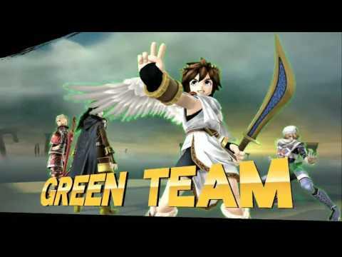 Amiibo team fun. Pokemon Vs Battle Network + Team Eurasia vs Battle Network
