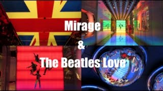 Video LAS VEGAS : Mirage and The Beatles Love download MP3, 3GP, MP4, WEBM, AVI, FLV Agustus 2018
