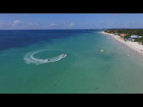 7 Miles Beach in Negril,Jamaica Dec 2017