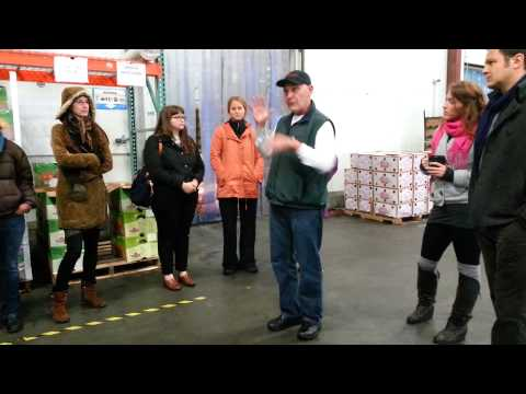 California is the place for produce! Bauman Winter Tour