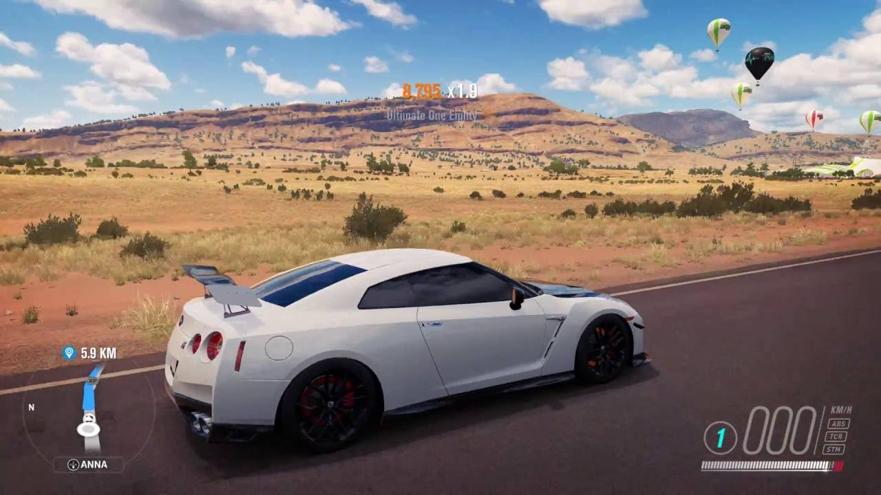 forza horizon 3 nissan gt r 2017 top speed 431 km h youtube. Black Bedroom Furniture Sets. Home Design Ideas