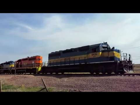 RCPE daily leaving Belle Fourche for Rapid City, South Dakota