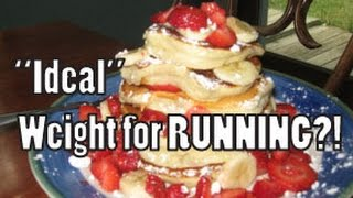 """Running: """"Optimal"""" Body Weight, BMI, Body Fat Percentage for Distance Runners?"""
