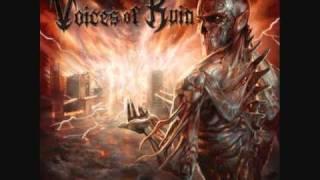 Voices of Ruin - Into Oblivion (HQ + Lyrics)