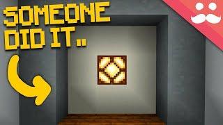 CHALLENGE COMPLETED: 3x3 Lamp Door!