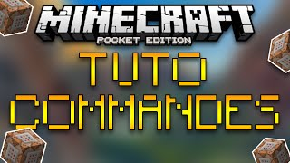 TUTO MCPE 0.16.0 | LES COMMANDES ?!!!!