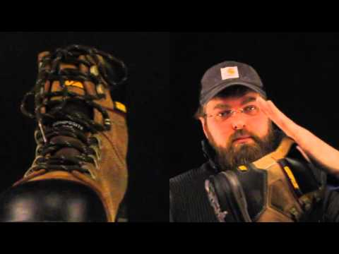 "CAT HAULER 6"" WATERPROOF COMPOSITE TOE WORK BOOT [ THE BOOT GUY REVIEW ]"