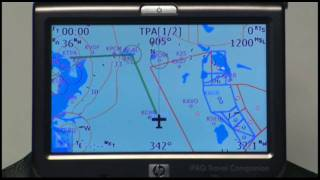 Anywhere Travel Companion Flight Planning HD