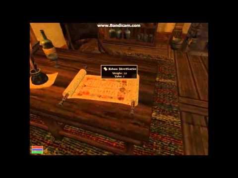 Retro Arcade The Elder Scrolls III Morrowind EP 1 |