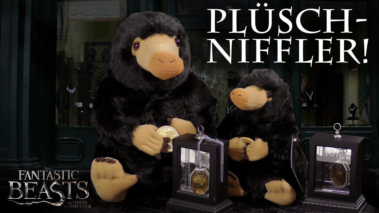 niffler kuscheltier