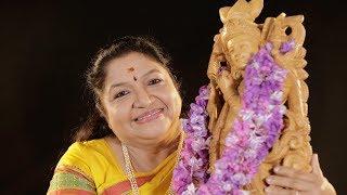 HarinamaKeerthanam | KS Chithra | Thunchaththu Ramanujan Ezhuthachan | T S Radhakrishnaji | 4k