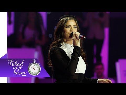 Milica Pavlovic - Digni ruku - (live) - Nikad nije kasno - EM 14 - 23.12.2018