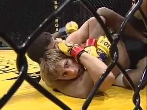 Urijah Faber vs Bibiano Fernandes full fight