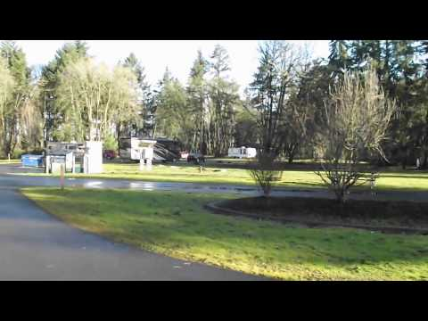 Armitage Park Campground - Lane County - Eugene Oregon - Coburg