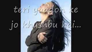 Teri yaadon ki jo khusbhu hai