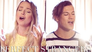 Jonas Blue - Perfect Strangers ft. JP Cooper (Emma Heesters & Mathew Valentine Cover)