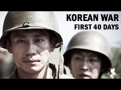 Download Korean War: The First Forty Days | US Army Documentary | 1951