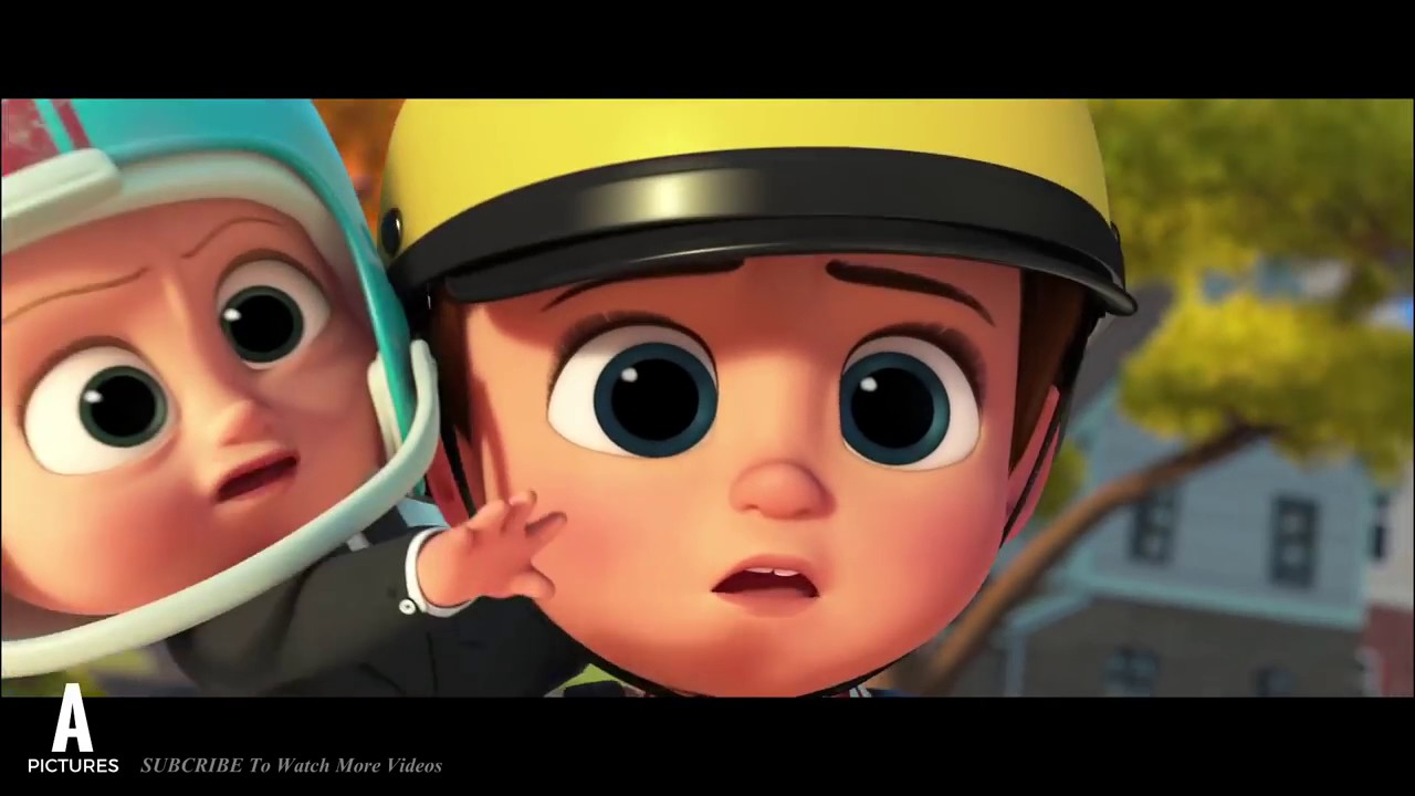 THE BOSS BABY   Best Memorable Moments #2017 Blu ray HD