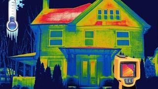 видео Бизнес на тепловизионном обследовании квартир и частных домов