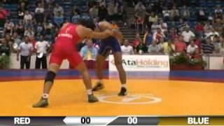 YOUSEFI KAMANGAR Mohammad Ali (IRI) -- GOGAYEV Alan (RUS)  1/2 Finale