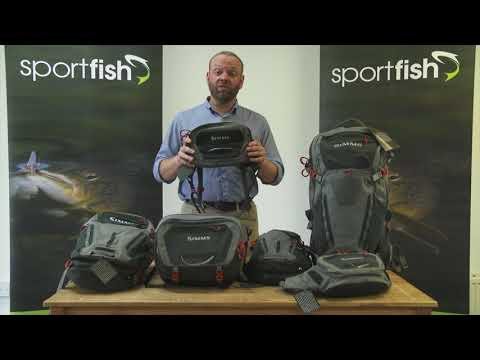 Tackle On Test - Simms Freestone Chestpack