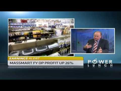 Massmart posts a sharp rise in FY earnings