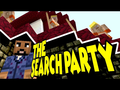 THE SEARCH PARTY !!! -|- Minecraft xbox - Murder Mystery