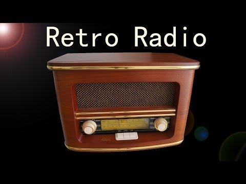 Review Radio Retro Vintage
