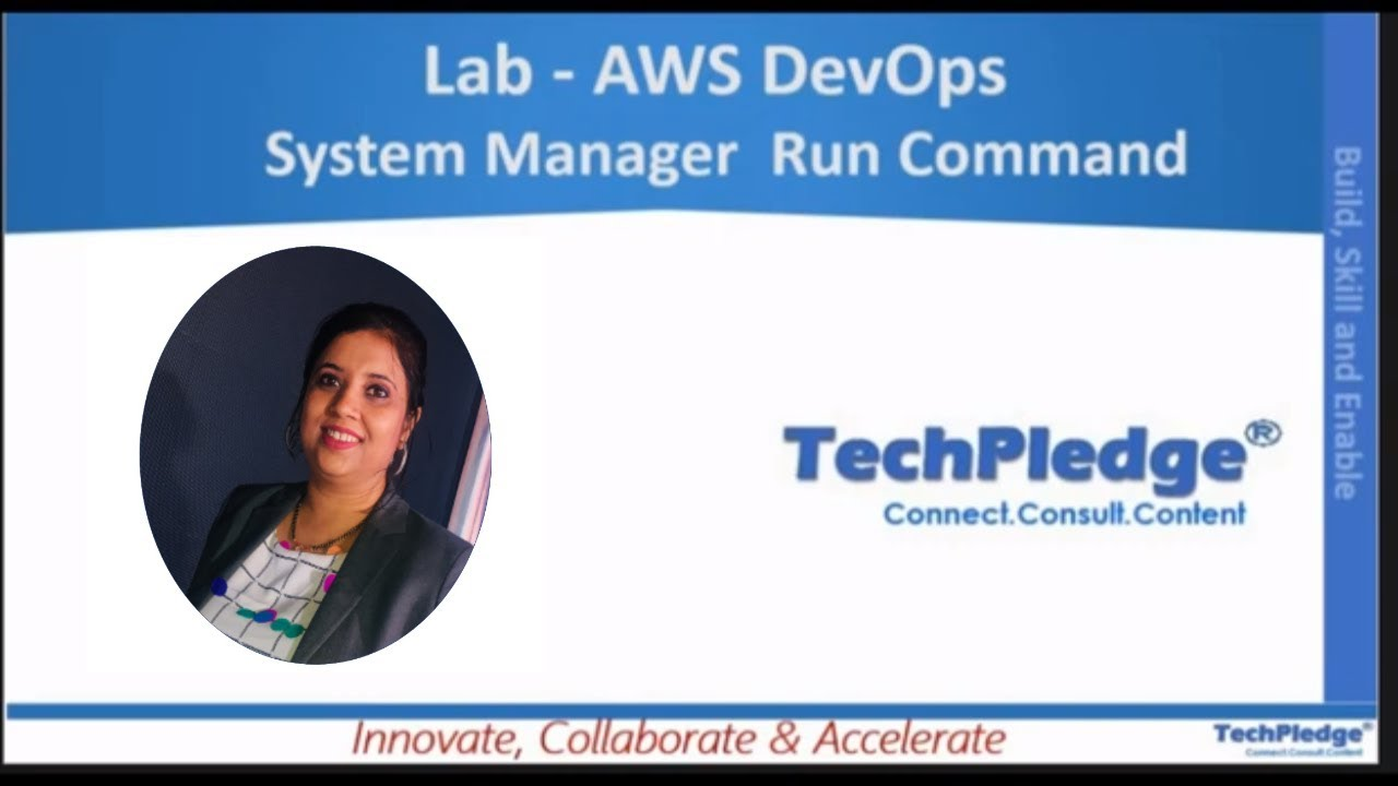 Devops Tutorial for beginners | AWS Systems Manager | Lab Session