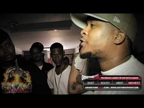 Chicago Battlegrounds & Grind Time Now present:  Young Kannon vs Lotta Zay