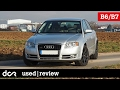 Buying a used Audi A4 B6 / B7 - 2000-2008, Common Issues, Buying advice / guide