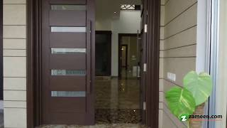 ONE KANAL BRAND NEW ULTRA MODERN BUNGALOW FOR SALE IN DHA PHASE 6 LAHORE