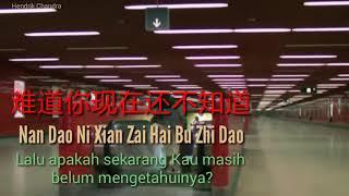 Download Lagu 难道你现在还不知道 - Nan Dao Ni Xian Zai Hai Bu Zhi Dao- (Lyrics + Translate) mp3