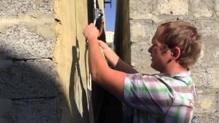 Стропильная система часть 2(Продолжение видео про монтаж стропильной системы моего дома., 2015-04-12T20:27:03.000Z)