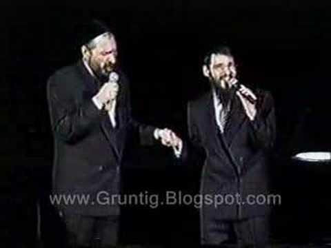 "M.B.D. & Avraham Fried Sing ""Ribono Shel Olam"""