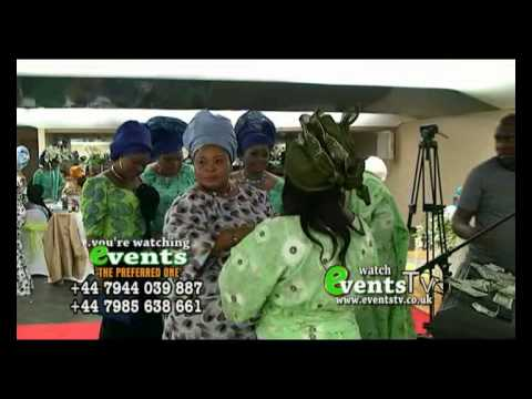 EVENTS TV 8TH FEBRUARY 2015