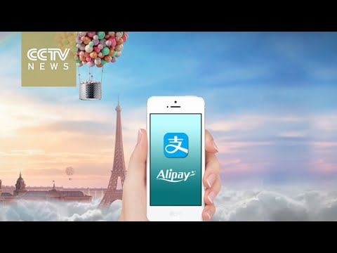 Alipay goes to Europe