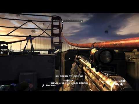 Homefront Playthrough Mission7 Golden Gate
