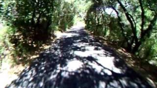 Mountain Biking in El Sereno Open Space Preserve