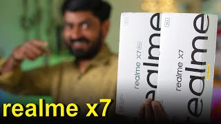 realme x7 Malayalam Unboxing